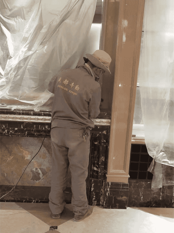 石材养护案例
